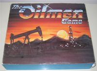 Board Game: The Oilman Game