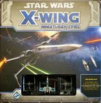 Board Game: Star Wars: X-Wing Miniatures Game – The Force Awakens Core Set