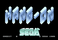 Video Game: Hang On