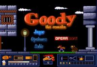 Video Game: Goody