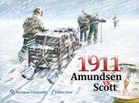Board Game: 1911 Amundsen vs Scott