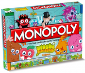 Board Game: Monopoly: Moshi Monsters