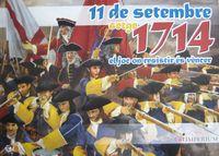 Board Game: 11 de Setembre. Setge 1714