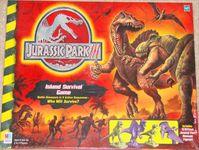 Board Game: Jurassic Park III: Island Survival Game