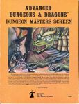 RPG Item: Dungeon Masters Screen