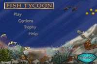 Video Game: Fish Tycoon