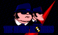 Video Game: The Blues Brothers