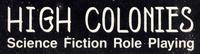 RPG: High Colonies