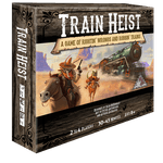 Board Game: Train Heist