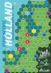 Board Game: Age of Steam Expansion: Holland / Madagascar