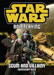 RPG Item: Star Wars Roleplaying Adversary Deck: Scum and Villainy Adversary Deck