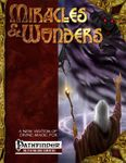 RPG Item: Miracles & Wonders: A New System of Divine Magic
