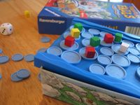 Board Game: Treasure Falls