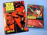 Board Game: Teen Titans Collectible Card Game