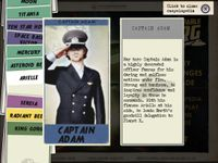 Character: Captain Adam
