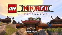 Video Game: The LEGO NINJAGO Movie Video Game