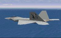 Character: Lockheed Martin F-22 Raptor
