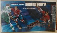 Board Game: Blue Line Hockey