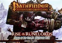 Pathfinder Adventure Card Game: Rise of the Runelords – Spires of Xin-Shalast Adventure Deck 6