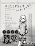 Issue: Whispers & Rumors (Issue 1)