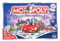Board Game: Monopoly: Here and Now