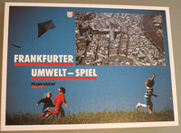 Board Game: Frankfurter Umwelt-Spiel