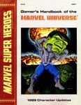 RPG Item: MU5: Gamer's Handbook of the Marvel Universe: 1989 Character Updates