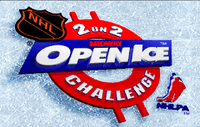 Video Game: 2 On 2 Open Ice Challenge