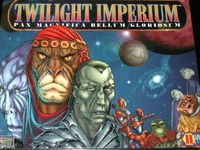 Board Game: Twilight Imperium