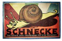 Board Game: Schnecke