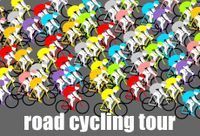 Board Game: Road Cycling Tour