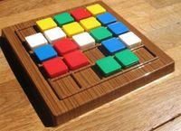 Board Game: Chassé-croisé