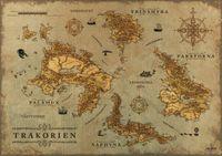 RPG Item: Trakorienkarta
