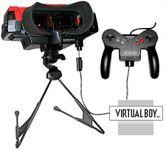 Video Game Hardware: Virtual Boy