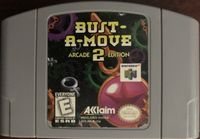 Video Game: Bust-a-Move 2