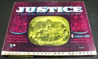Board Game: Justice