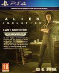 Video Game: Alien: Isolation – Last Survivor