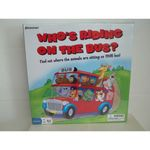 Board Game: Who's Riding on the Bus?