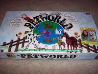 Board Game: Petworld