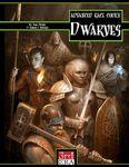 RPG Item: Advanced Race Codex: Dwarves