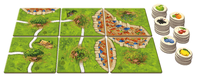 Board Game: Carcassonne: The Fruit-Bearing Trees