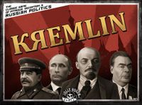 Board Game: Kremlin (Third Edition)