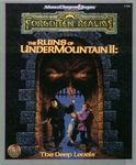 RPG Item: The Ruins of Undermountain II: The Deep Levels