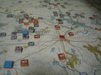Board Game: Barbarossa: Army Group South, 1941