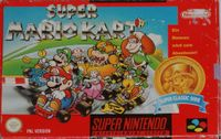 Video Game: Super Mario Kart