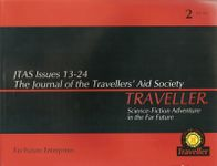 RPG Item: JTAS Issues 13-24 Journal of the Travellers' Aid Society