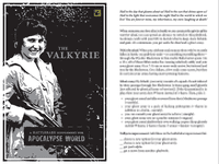 RPG Item: A Battlebabe Supplement for Apocalypse World: The Valkyrie