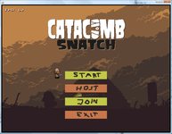 Video Game: Catacomb Snatch