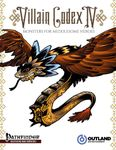 RPG Item: Villain Codex IV: Monsters for Meddlesome Heroes