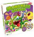 Board Game: Hungry Monsters